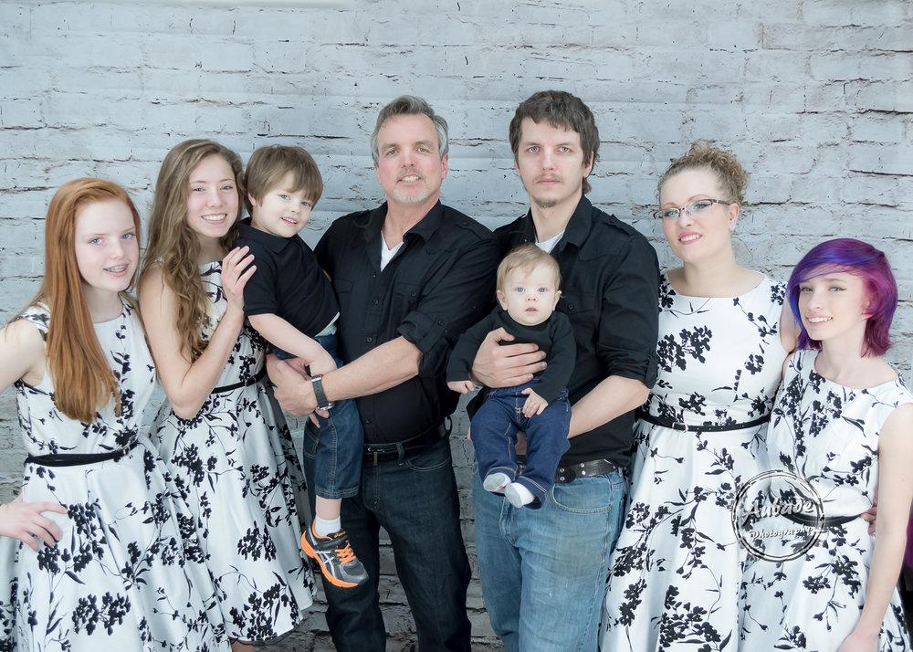 Mahon Family