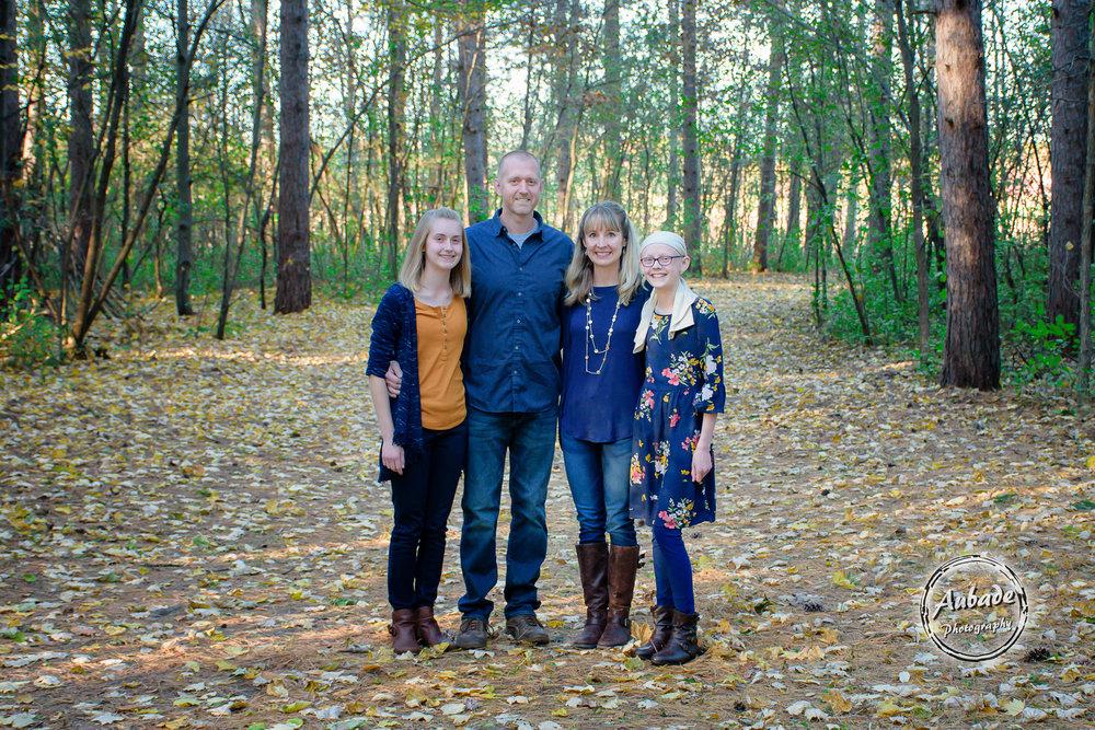 Carstenson family
