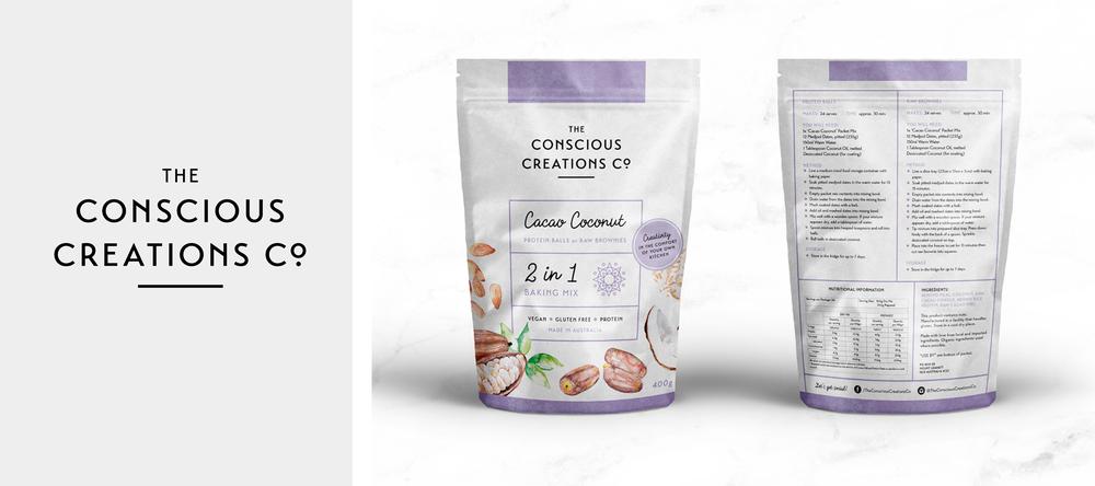 The Conscious Creations Co.   Love Indigo Creative