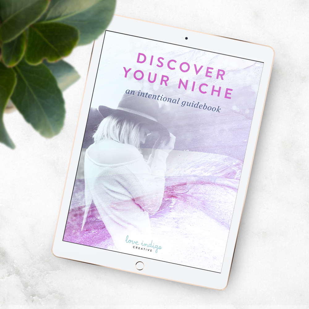 Discover Your Niche - Free eBook