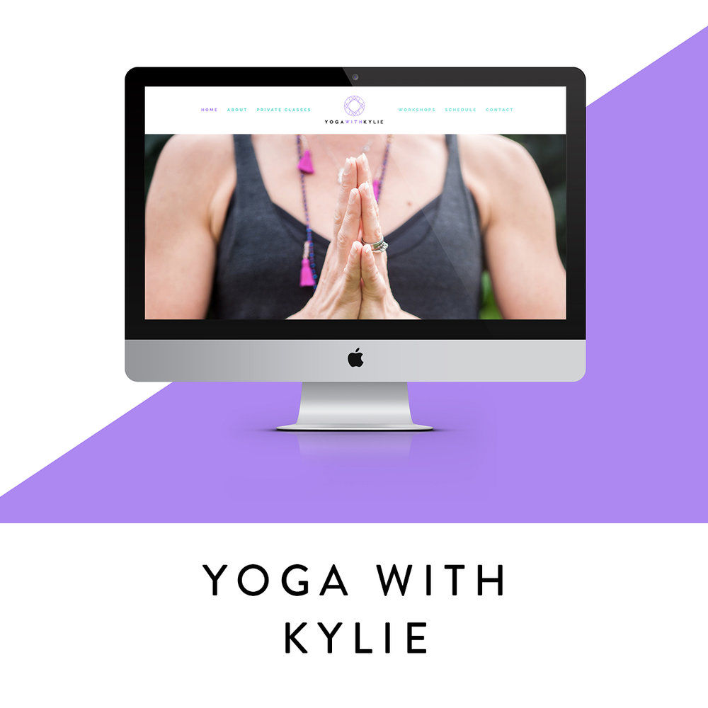 Yoga With Kylie | Love Indigo Creative