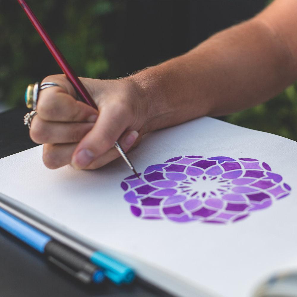 Work With Me | Love Indigo Creative