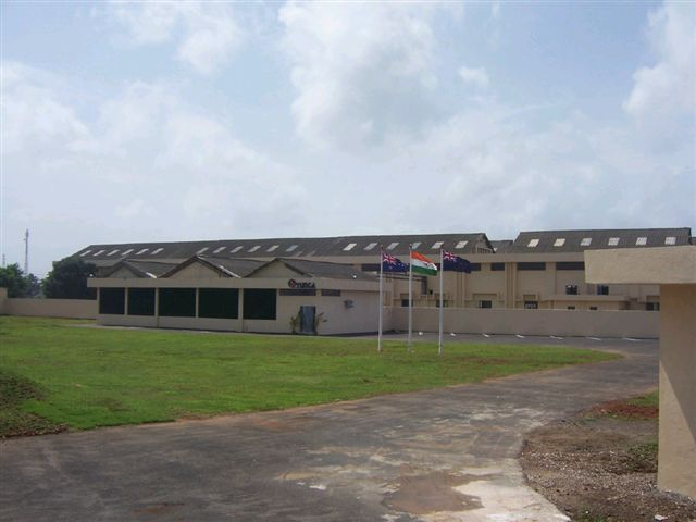 Yunca's factory in Goa, India