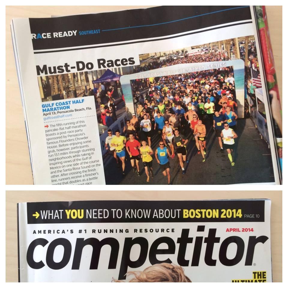 Competitor Magazine - April 2014