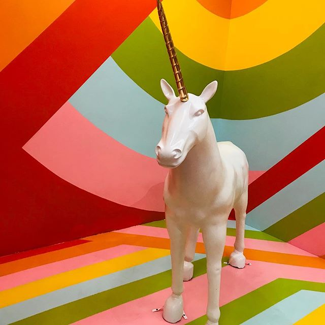 Unicorn's live in the MOIC