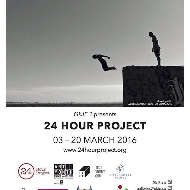 #Repost @gkje with @repostapp. ・・・ Poster Image : © @motograffi 12pm - Sydney, Australia : 21 March 2015 #24hourproject @gkjegallery1 #supporting @she_has_hope #global #urban #streetphotography #exhibition  @igerssydney @artmonthsydney @cityofsydney