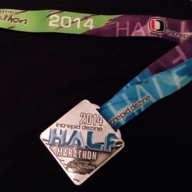 Intrepid Dezine Half Marathon