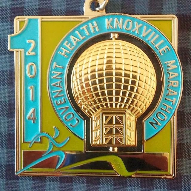 Knoxville Half Marathon