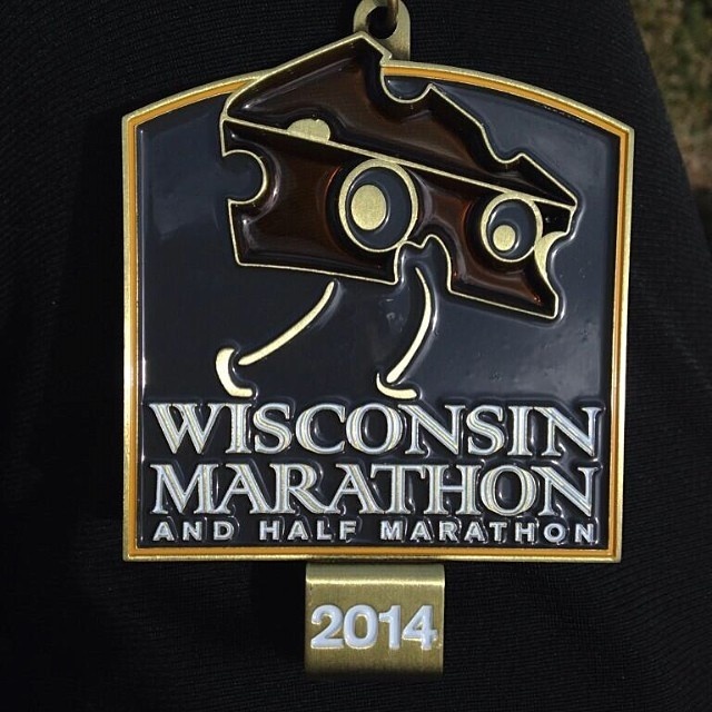 Wisconsin Marathon and Half