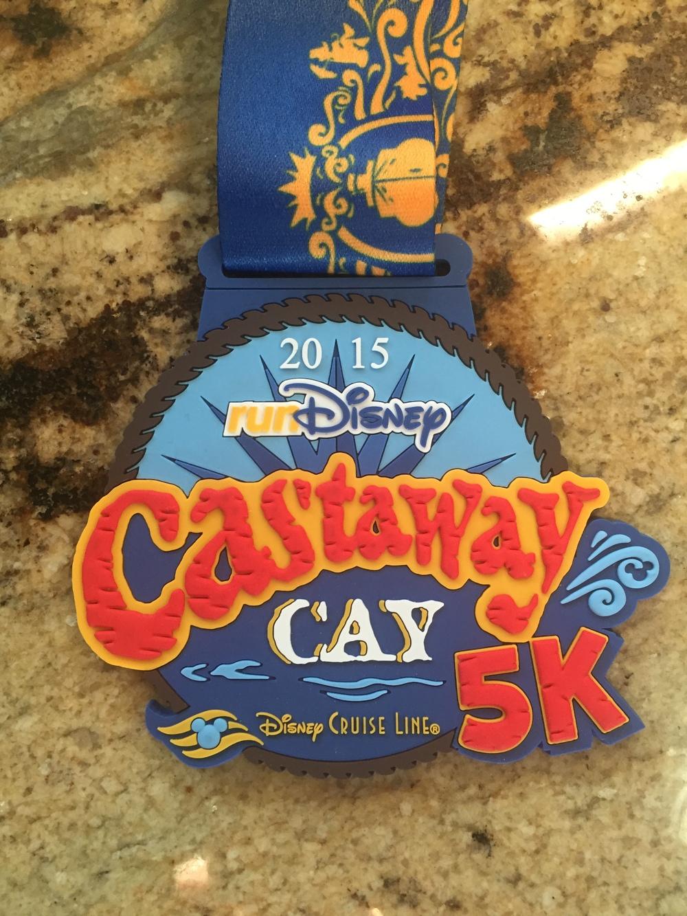 Castaway 5K
