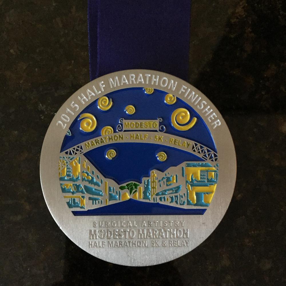 Modesto Half Marathon