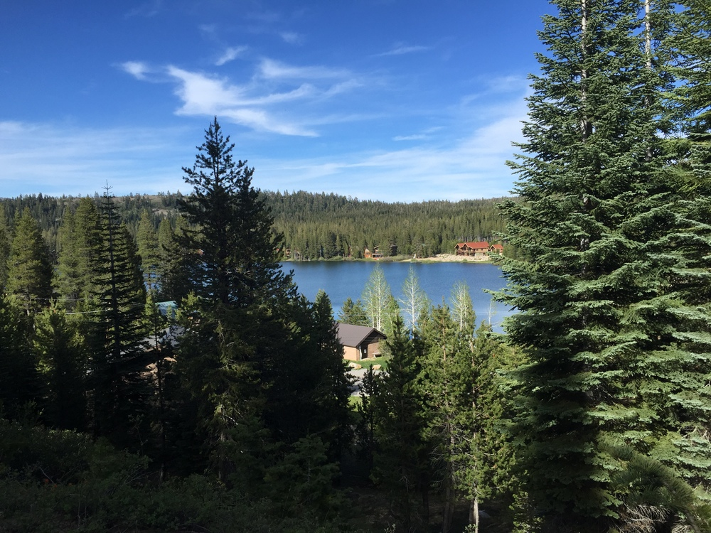 One of the views on the upcoming Ragnar Tahoe course