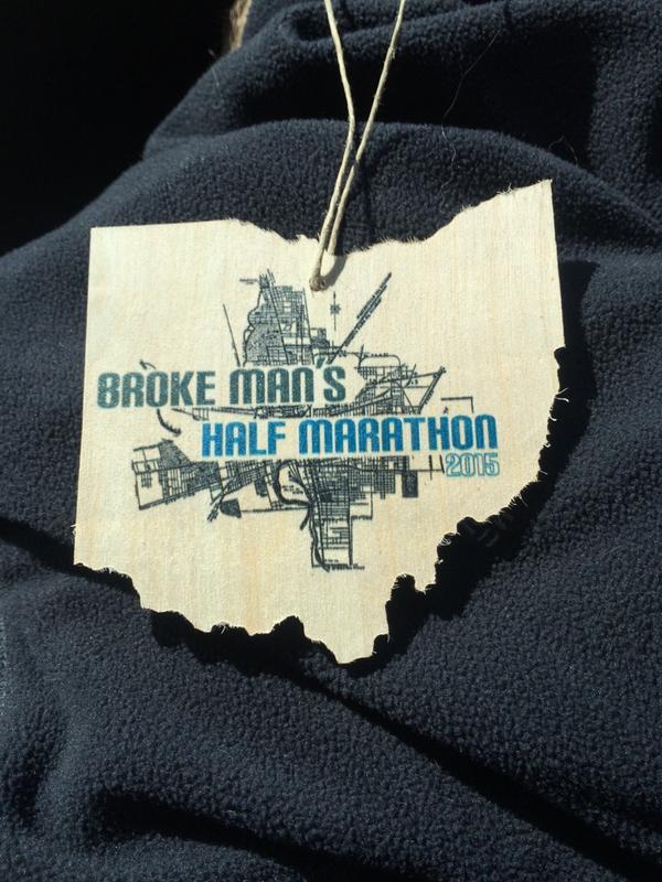 Broke Man's Half Marathon