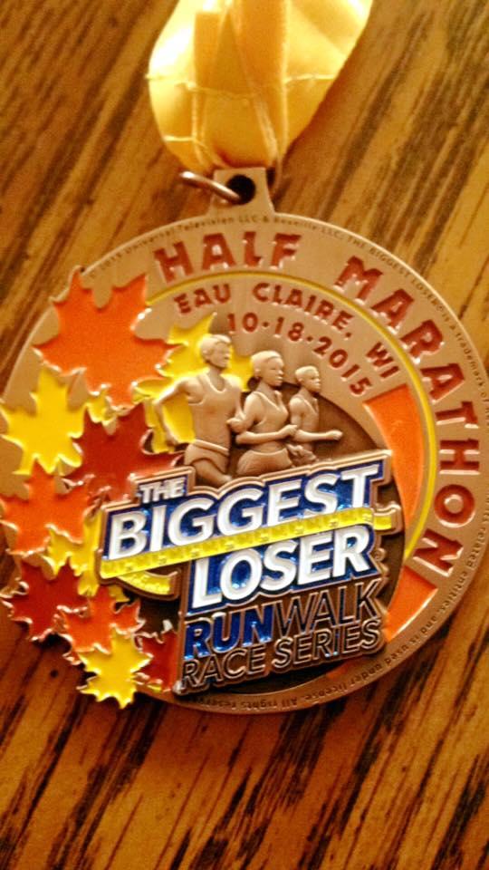 Biggest Loser Half Eau Claire