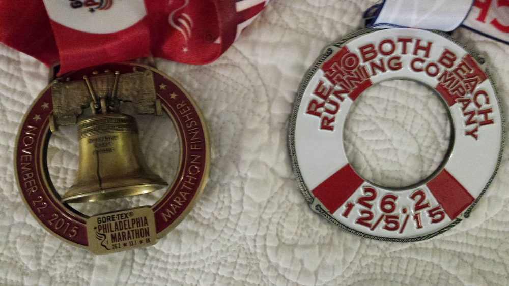 Philadelphia and Rehoboth Medals