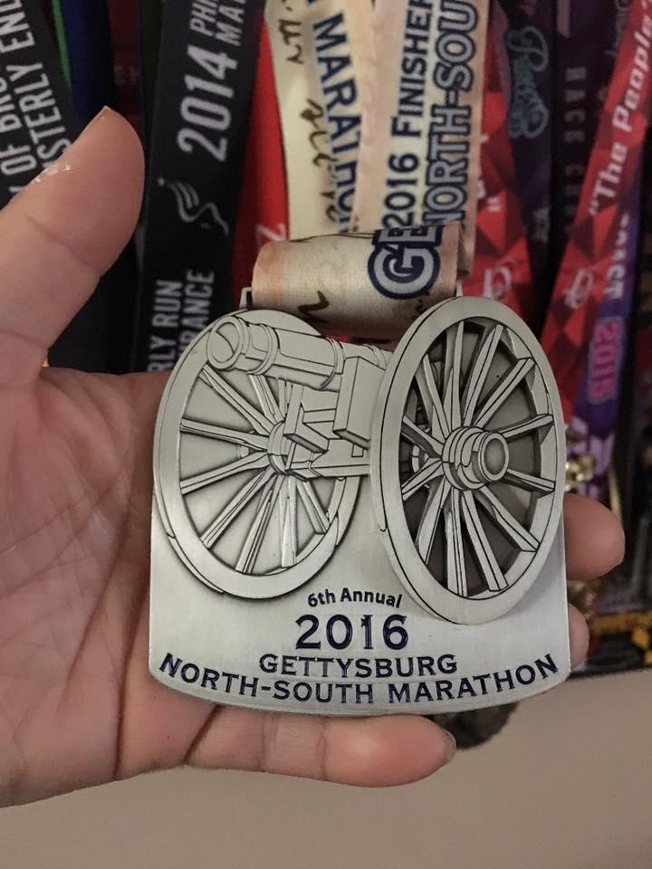 Gettysburg North-South Marathon