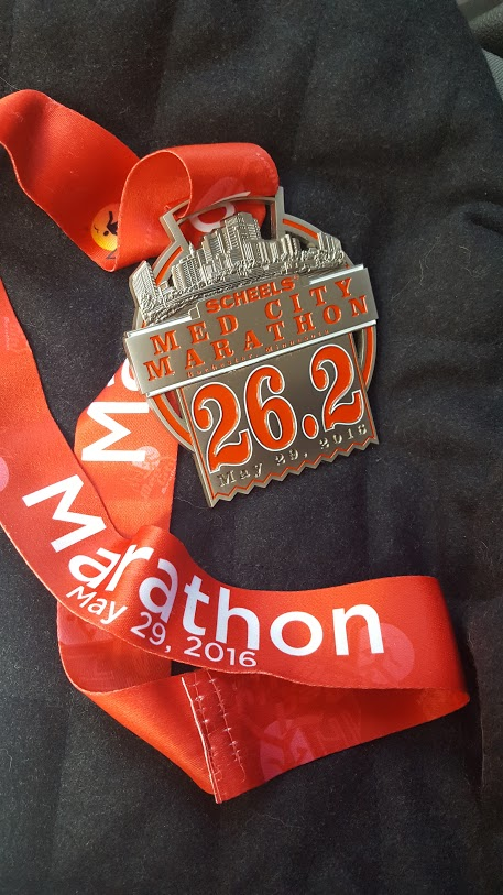 Med City Marathon