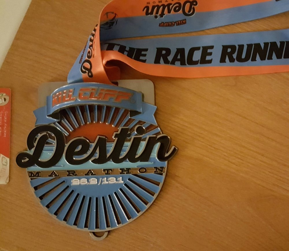 Destin Marathon