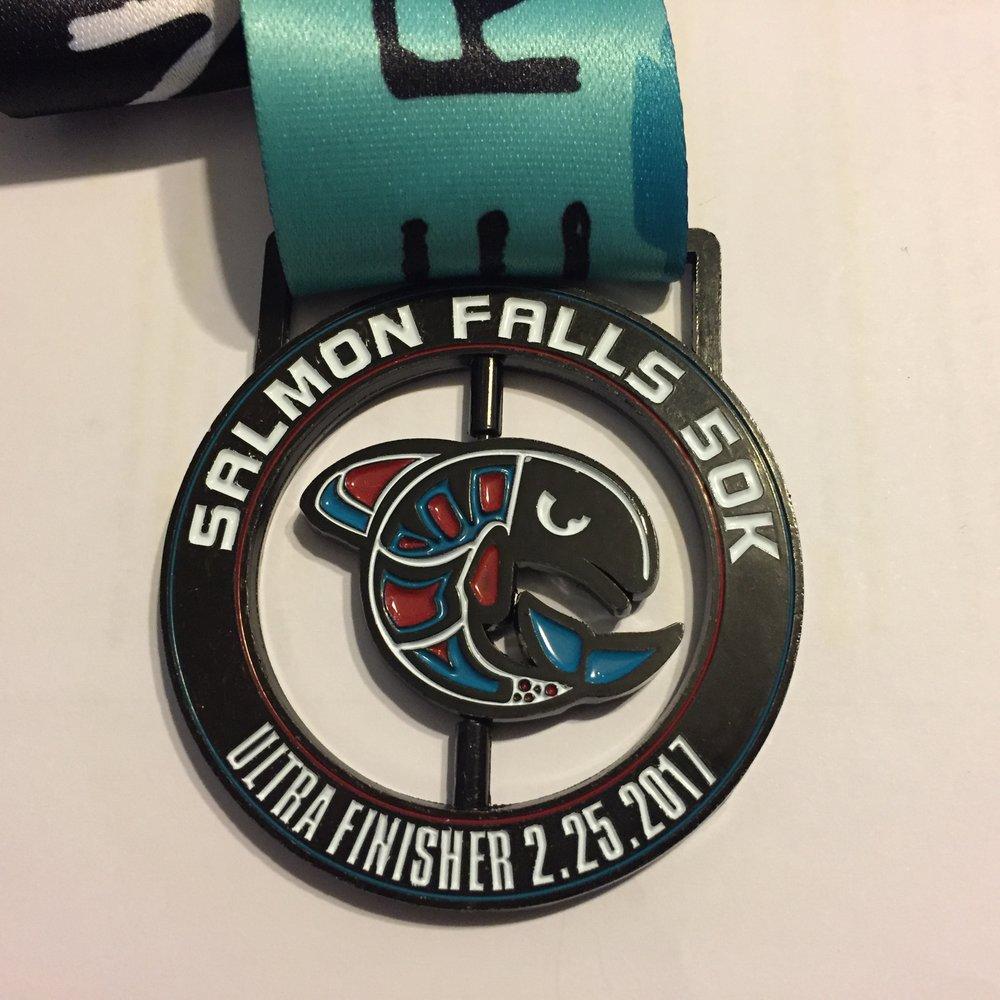 Salmon Falls 50K