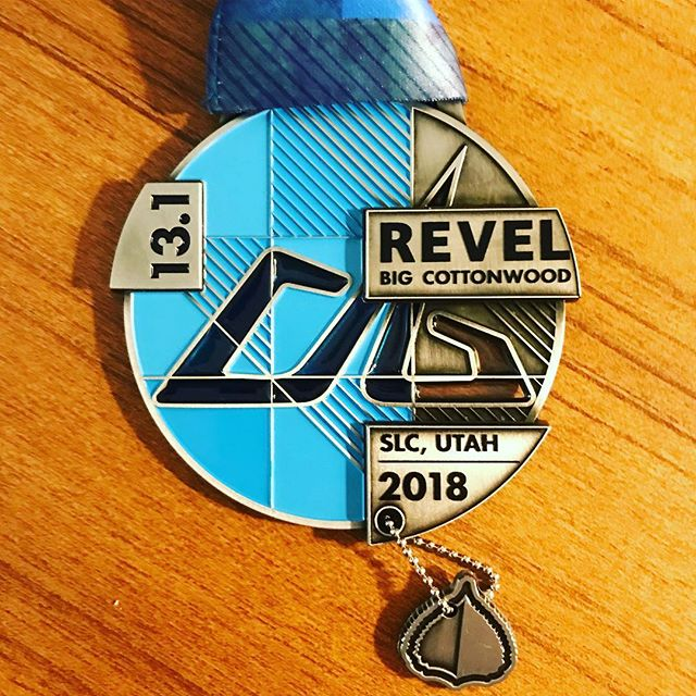 Revel Big Cottonwood Medal.