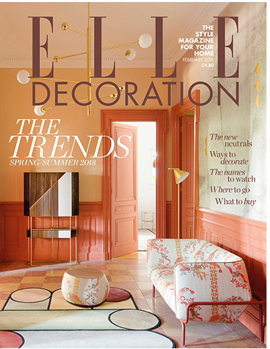 Elle Decor UK Lenka Soares