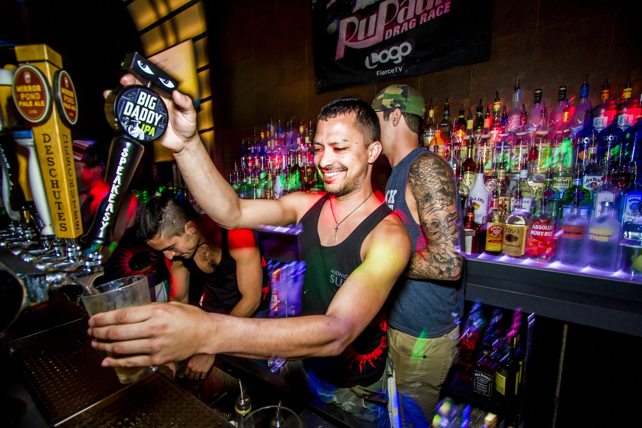 Why lance bass opened a gay sports tavern