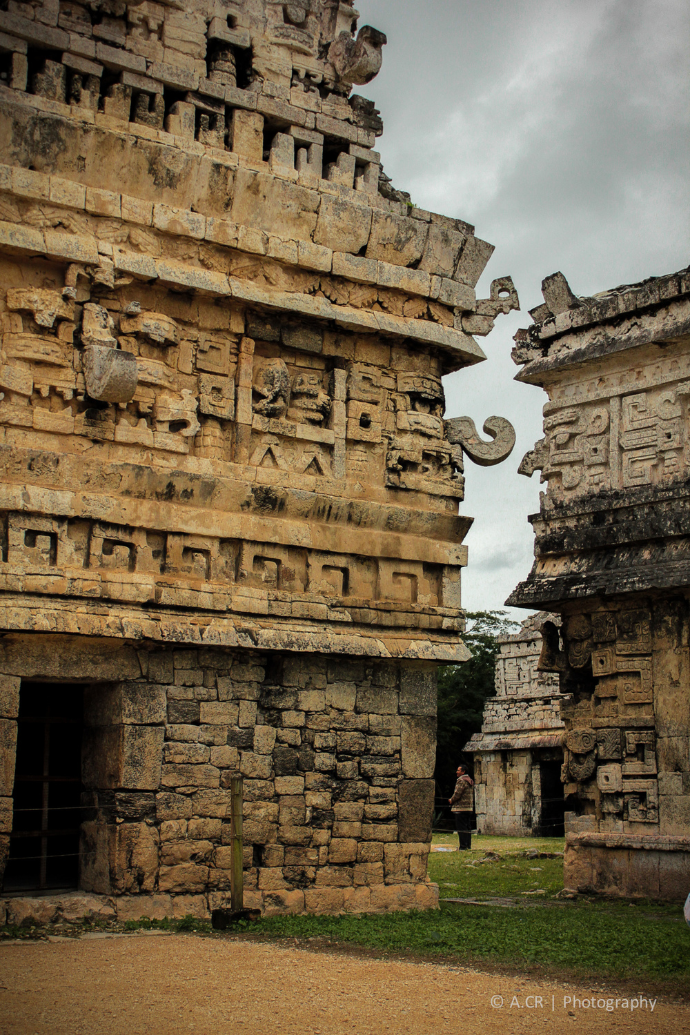 Chichen Itzá - © A.CR | Photography