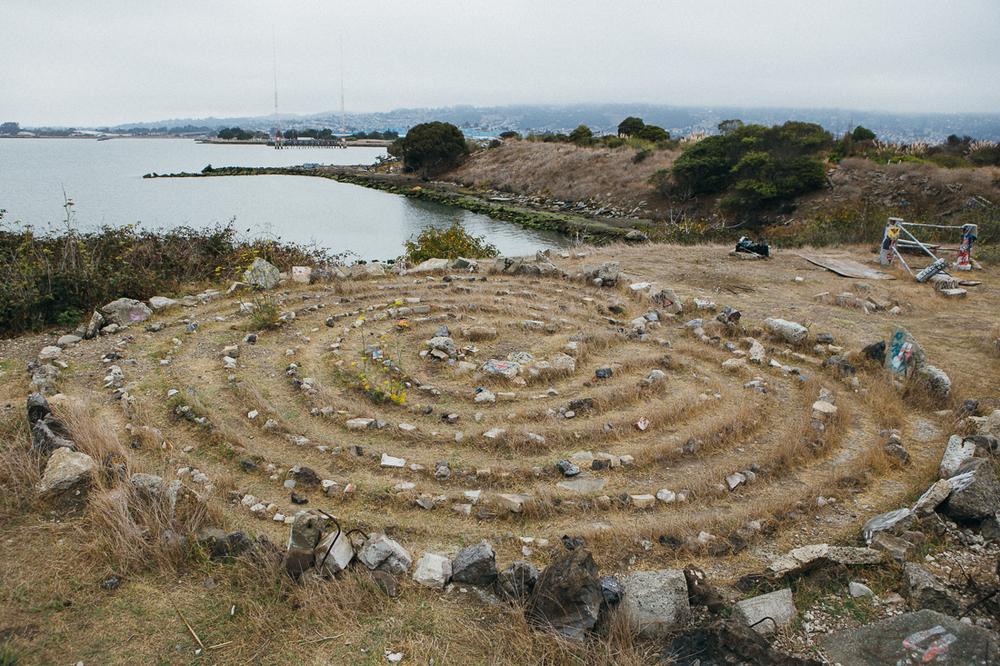 An a-maze-ing place.