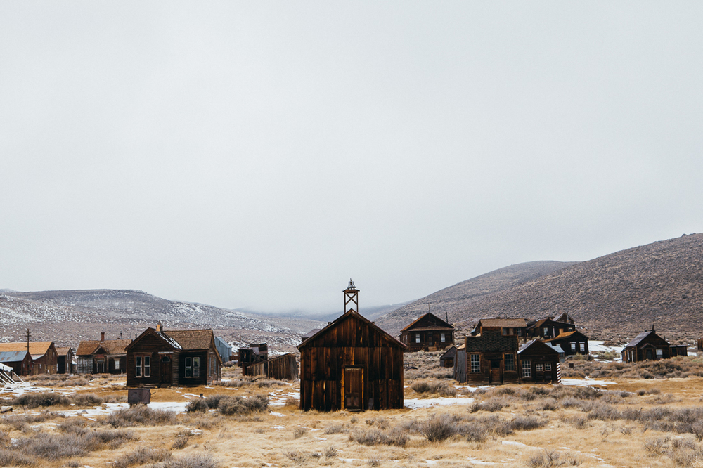 Murders, shootouts, barroom brawls, and stagecoach holdups were regular happenings in Bodie.