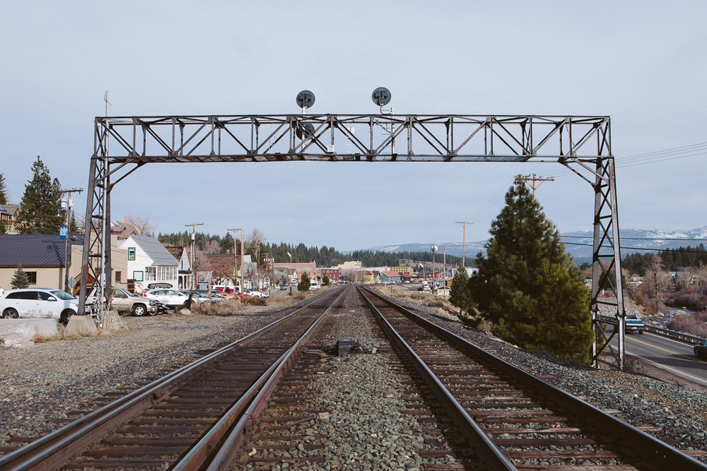 Truckee's history is rich with the gold rush and transcontinental railroad.