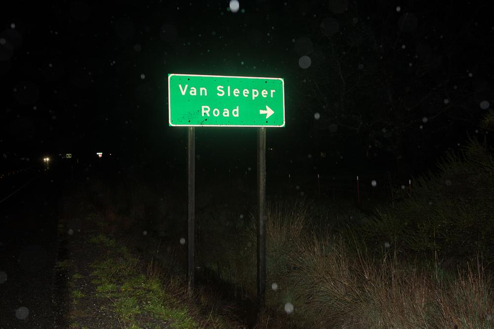 Hahahahaaa. I found my camp location for the night!
