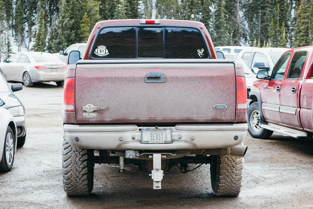 Classic Montana.