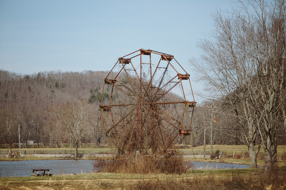 Tetanus wheel.