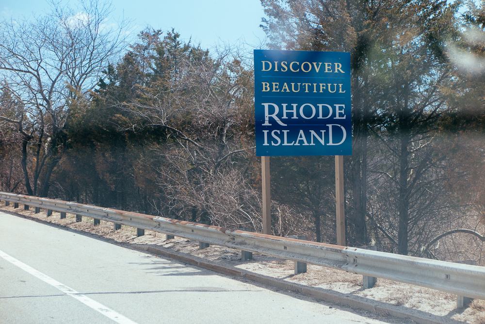 I had to visit Rhode Island for the sake of saying I did along the trip.