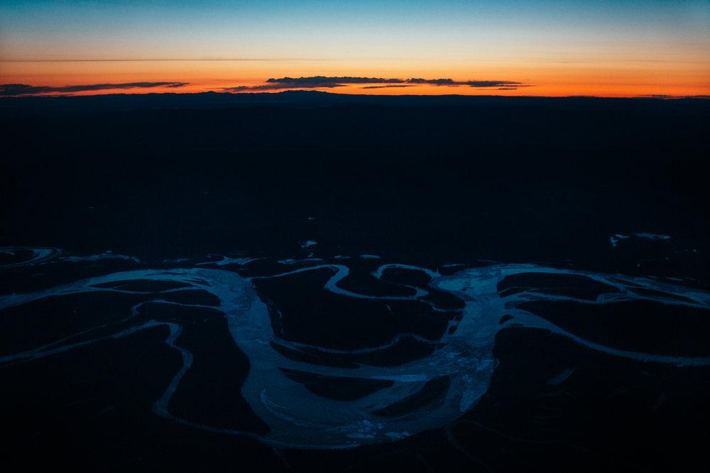 Alaska, the last frontier.