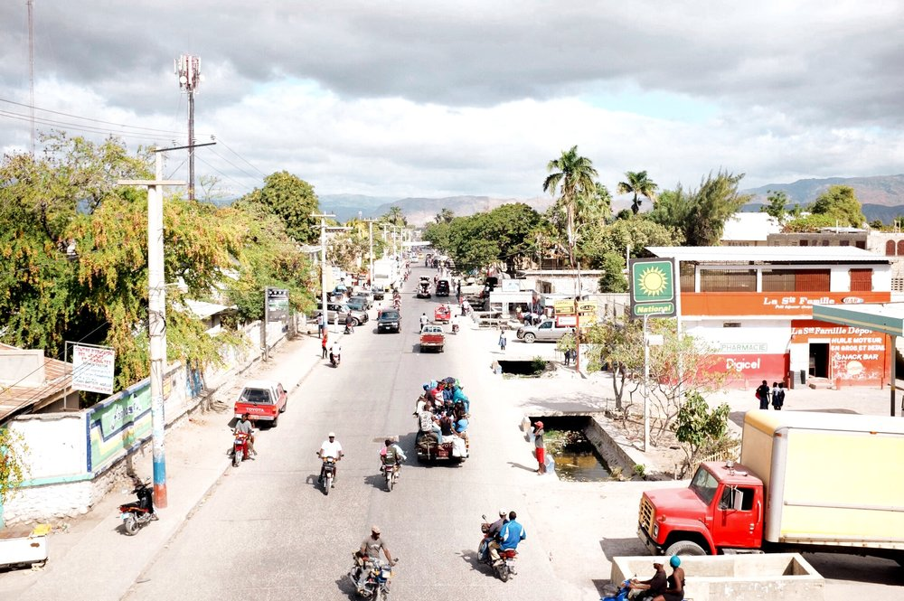Gonaives in all of its glory.