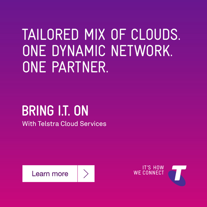 - Telstra digital advertising campaign