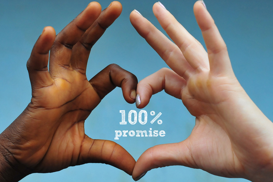 The 100% Promise