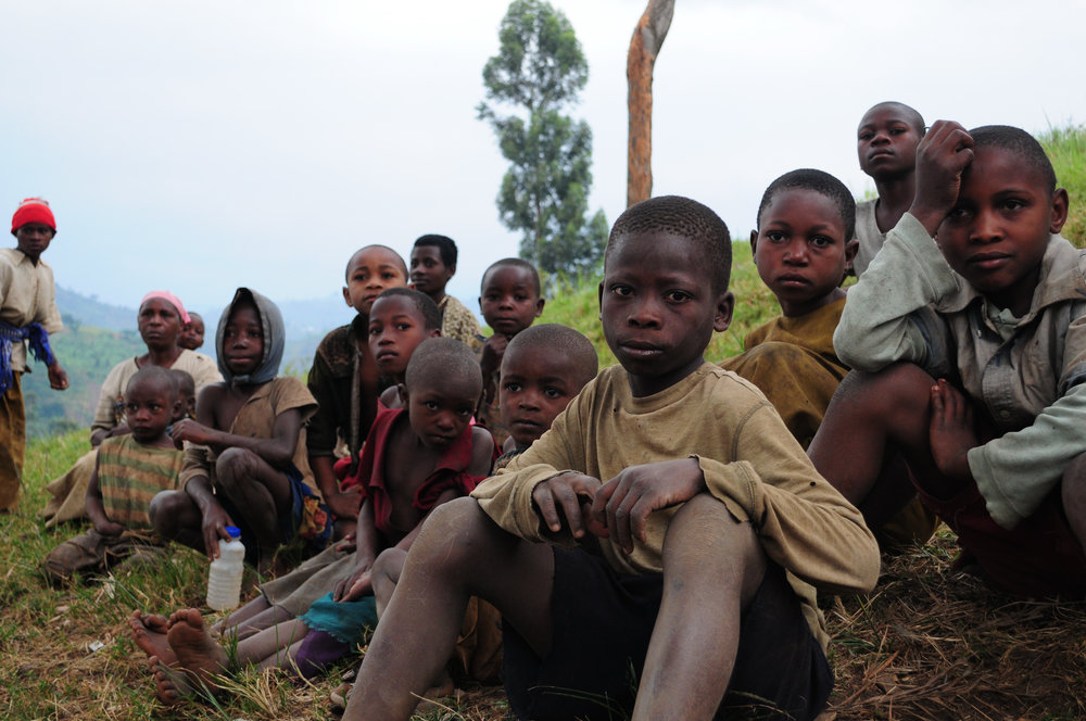 Some of our children in 2009