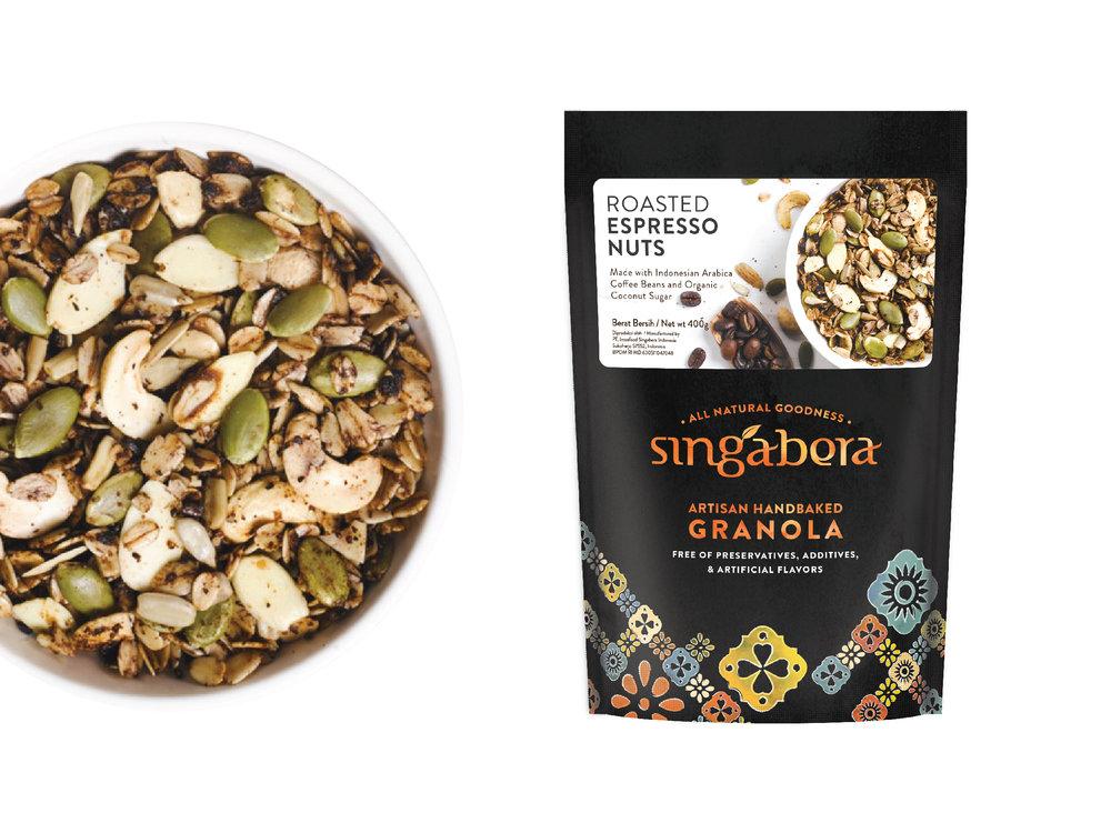 Espresso Nuts Granola