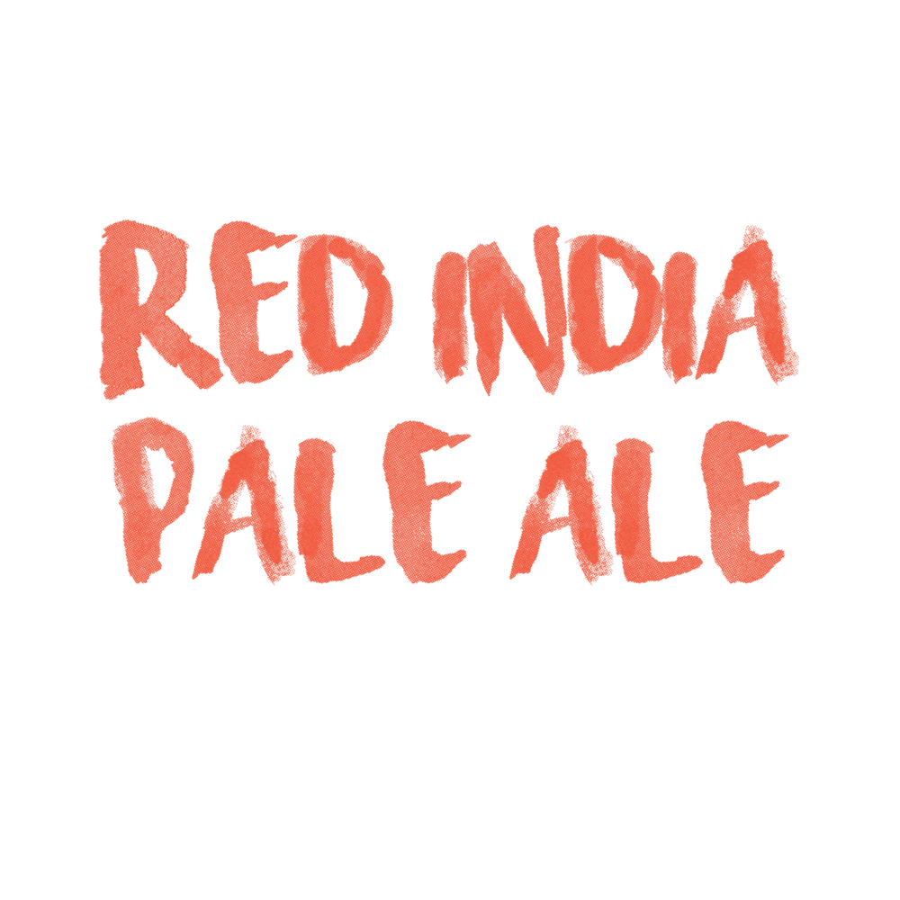 6.9% ABV | 90 IBU | $380       Aromatic and red caramel malts Simcoe, Columbus, Galaxy and Pacifica. A deep red hue, toffee malt tones balanced by very firm biterness. Resinous, herbal, fruity hop character abounds in flavour and aroma.