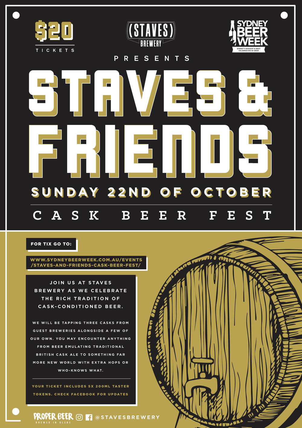 OUR MATES BRINGING CASKS ARE : - FLATROCK BEER CAFE4 PINESWILDFLOWER
