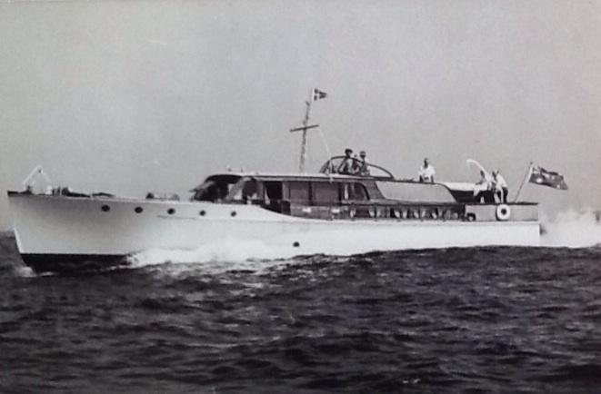 Taroonga 60' 1949