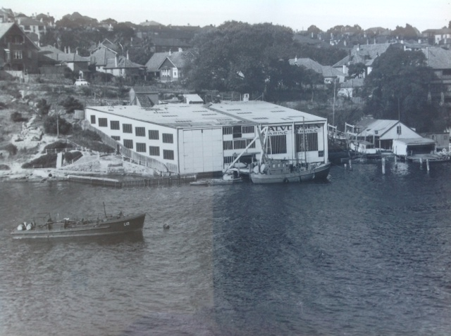Neutral Bay. 1948