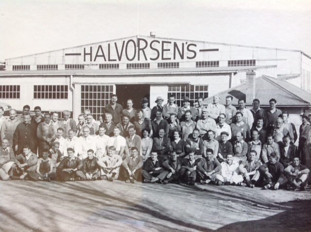 Lars Halvorsen Sons Pty Ltd Ryde 1954