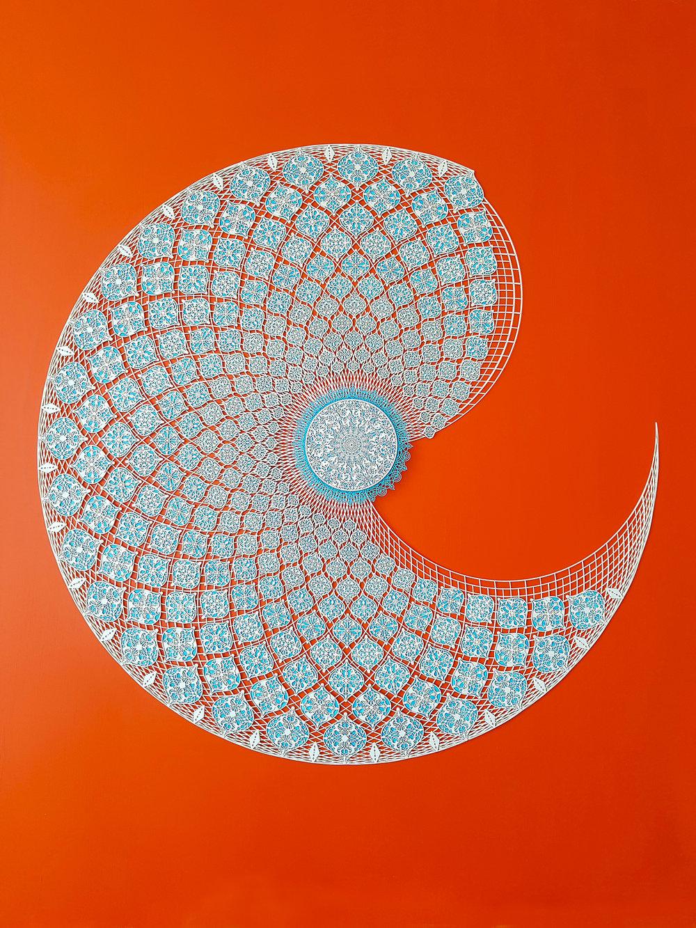 The Sublime Line - 100cm x 125cm - Julia Ibbini - $8,500.jpg