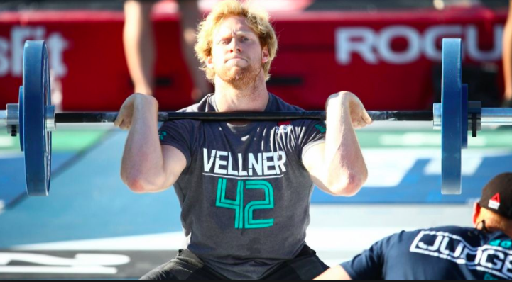 Finishing the clean ladder at the Games was a highlight for Vellner, who has had to work on his strength harder than anything else.