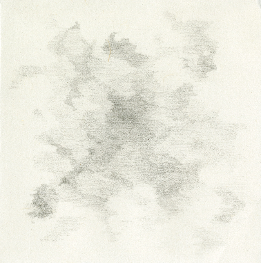Clouds 2 Pencil on T90 6x6.jpg