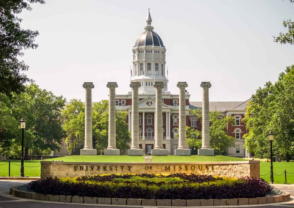 University of Missouri  Ken Barnes         ⬇