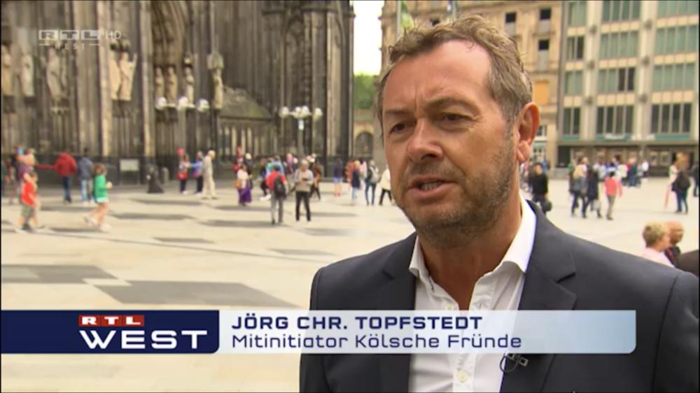 Mit Klick auf das Foto startet der Beitrag auf den Seiten von RTL-West.